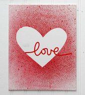DIY Geschenke: Romantische Valentinstag Dinner Ideen   – Valentines Day