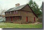 Saltbox   – Historic homes