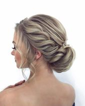 Romantic Hairstyle to inspire you #promhairupdowithbraid Featured hair artist Sabrina Dijkman Hairstylist & Make up Artist