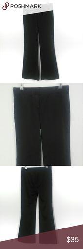 BCBGMAXAZRIA Black Trousers 2 -Preowned/like new -…