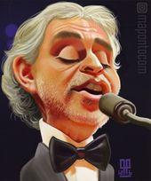 Andrea Bocelli von mapontocom.devian … auf @DeviantArt – #Andrea #Bocelli #dev …
