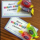Diy christmas gifts for employees party favors 45+ Ideas