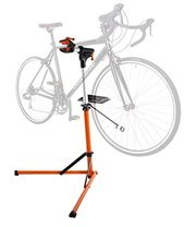 Amazon.com : Aluminum Professional Mechanic Bike Restore Stand Foldable Bicycle Workstand Light-weight & Moveable : Sports activities & Outdoor