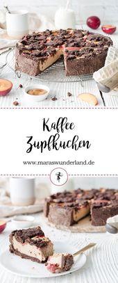 Coffee Zupfkuchen   – Kuchenrezepte