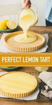 Zitronenkuchen-Rezept – Top Kochen   – Backen