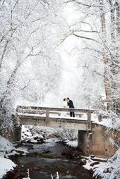 Spektakuläre Hochzeitsdekoration im Winterwunderland (13)   – Wedding ideas