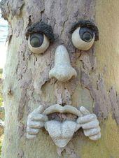 Garten Gesichter – Wer schaut dich an? – Share Gardening Ideas