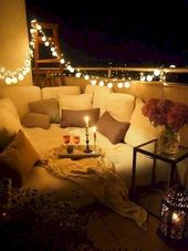 75+ Comfy Small Apartment Balcony Decor Ideas on A Budget #apartmentgardening #a…