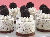Plaisir coupable : le cheesecake aux Oreo's de Mathilde