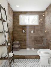 47 Hübsche Badezimmer Dusche Fliesen Dekor Ideen …