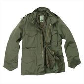 Details about Classic M65 Army Combat Field Jacket Military Patrol Style Mens Coat Olive S-5XL
