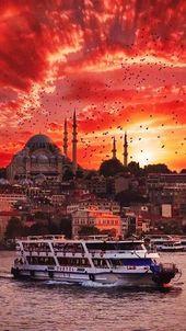Beautiful Photos of the World, Istanbul, TURKEY – … – #beautiful #istanbul #PH…