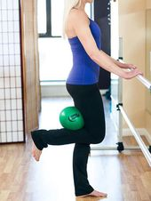5 Beginner Barre Exercises You Can Do at Home