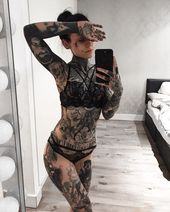 Instagram Analytics – Michał Mikołajek – Tattoos