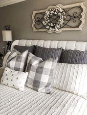 44 best farmhouse bedroom furniture design ideas and decor 9