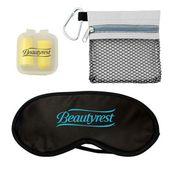 Essentials Sleep Kit Soft Eye Mask Reusable Bags Spa Gifts