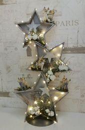 Ideen für Weihnachtsdekorationen; Ideen für eine Ferienhausdekoration; Feiertagsschm