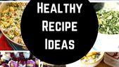 Gesunde Rezepte, die JEDER lieben wird!   – Recetas
