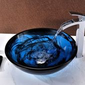 You'll love the Soave Circular Vessel Bathroom…