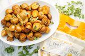 Patatas de desayuno de cocción lenta fácil   – Breakfast /Brunch
