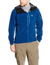 Arcteryx Gamma Mx Hoody Mens Poseidon Xlarge More Info Could Be Found At The Image Url This Is A Mens Outdoor Clothing Womens Outdoor Clothing Hoodies Men