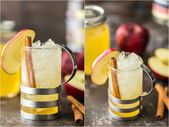 Selbst gemachter Apfelkuchen-Wodka ist eine einfache Geschenkidee für den Herbst! Simple Apple Pie Vodka m … – Fat Cutter Drink