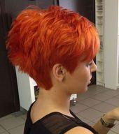 8+ dernières coiffures Edgy Pixie pour 2020   – Pixie Frisuren