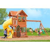 Big Backyard   Charleston Lodge Wooden Play Centre | Swing Sets | Pinterest  | Big Backyard, Play Centre And Kids Boys