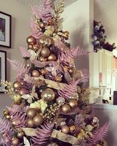 Photo of 100 festive Christmas tree ideas that make the Christmas cheer even more alive