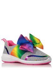 JoJo Siwa Rainbow Bow Pumps | Kids | George