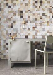 Phe-16 scrapwood wallpaper von piet hein eek