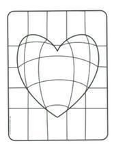 Valentine Hearts Zum Ausmalen Ausmalen Hearts Valentine Zum Piper L Op Kunstunterricht Valentinstag Kunst Kunststunden