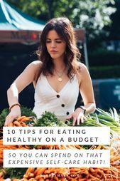 10 Tipps für gesundes Essen mit kleinem Budget   – healthy snacks for kids