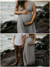 beach maternity photo, hawaii babymoon, babymoon, best hawaii photographer, best…