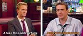 Barney & Marshall – How I Met Your Mother