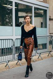 Paris SS 2020 Street Style: Grace Elizabeth STYLE…