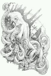 Beste Tattoo-Ideen für Männer und Frauen mit Sinn,  #Beste #Frauen #für #Männer #mit #octopus…