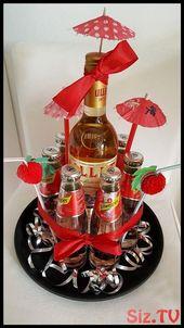 Lillet Wild Berry Birthday Gift – Sab Rina L, #Berry #Birthday Gift #GiftsVe … #Diy Birthday Birthday Lillet Wild Berry Birthday …