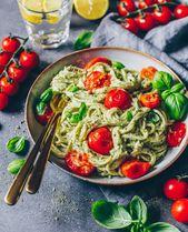 Avocado Pasta (cremige Guacamole) – Bianca Zapatka   Rezepte