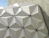 ITKE Constructs New ArboSkin Pavilion with 388 Recyclable Bioplastic Pyramids