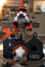 Perfect Halloween Kitchen Decoration To Scary Your Guests 15