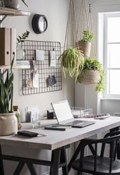 Trends: Indoor hanging plant pots