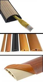 How to Hide Cables on Hardwood Floors | Nelsen Home Decor Ideas ...