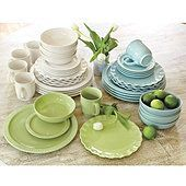 20 Piece Dinnerware Set European Inspired Home Furnishings Ballard Designs Traditional Dinnerware Classic Dinnerware Ballard Designs