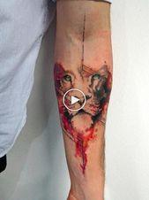 45 meilleurs petits tatouages de l'avant-bras pour les gars – Fashion Hombre   – Small Tattoos