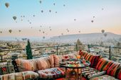 Ultimate travel guide to visiting the stunning Cappadocia, Turkey. Everything fr…