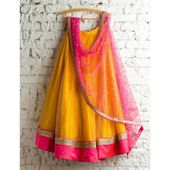 Mehndi lehenga choli set Indian wedding dresses lehenga choli set