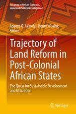 Verlauf Der Landreform In Den Postkolonialen Staaten Afrikas Das