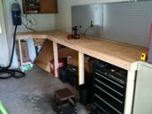 Low cost and Simple Storage Workbench