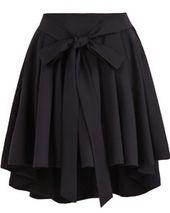 Jupe plissée noire à taille haute 20,00 €   – Fashion/Style